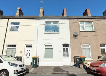 Thumbnail 2 bed terraced house for sale in Bristol Street, Newport