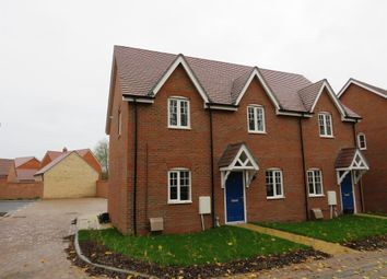 Thumbnail 1 bed flat for sale in Crown Close, Wantage