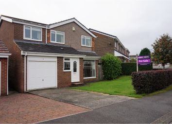 Thumbnail 4 bed detached house for sale in Oakfield Close, Sunderland