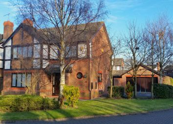 Thumbnail 4 bedroom detached house to rent in Brunner Grove, Nantwich