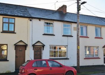 Thumbnail 3 bed terraced house for sale in Lower Town, Sampford Peverell, Tiverton