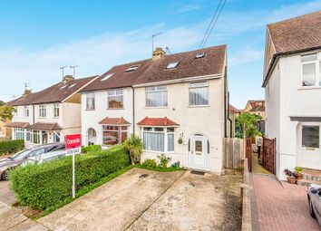Thumbnail 4 bed semi-detached house for sale in Roland Street, St.Albans