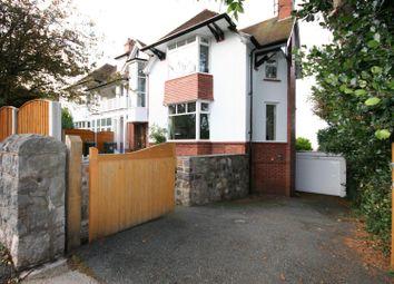 Thumbnail 4 bed property for sale in Watkin Avenue, Old Colwyn, Colwyn Bay