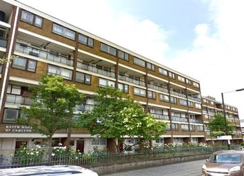 Thumbnail 3 bed flat for sale in Carlton Vale, London