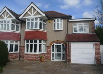 Thumbnail 4 bed semi-detached house for sale in Fairfield Avenue, Whitton