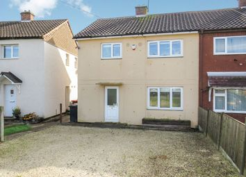 Thumbnail 3 bed semi-detached house for sale in Queens Way, Dordon, Tamworth
