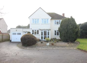 Thumbnail 3 bed detached house for sale in Thurlaston Lane, Earl Shilton, Leicester
