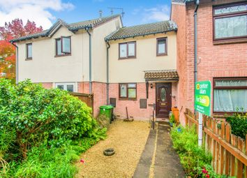 Thumbnail 2 bed terraced house for sale in Manston Close, Llandaff, Cardiff