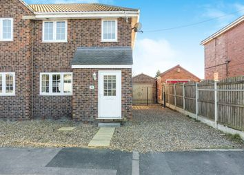 3 bed semi-detached house for sale in Common Road Avenue, South Kirkby, Pontefract WF9