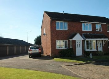 Thumbnail 2 bed end terrace house for sale in Woodrush End, Stanway, Colchester, Essex