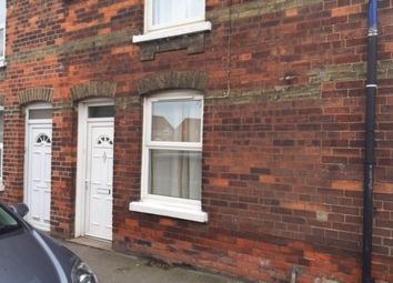 Thumbnail 2 bed terraced house to rent in Fishtoft Road, Boston