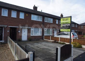 Thumbnail 2 bed terraced house to rent in Poplars Avenue, Orford, Warrington