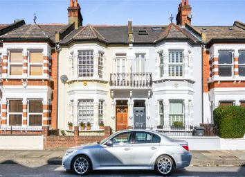 Thumbnail 4 bed terraced house for sale in Burnfoot Avenue, London