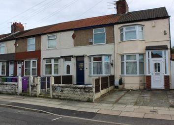 Thumbnail 2 bed terraced house to rent in Pirrie Road, Liverpool, Liverpool