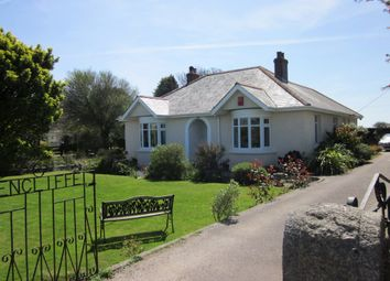 Thumbnail 3 bed detached bungalow for sale in Leedstown, Hayle