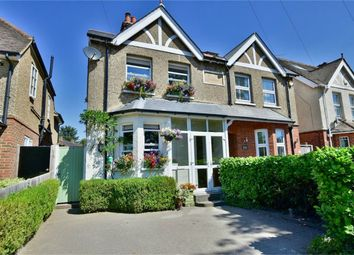Thumbnail 2 bed semi-detached house for sale in Milton Villas, Park Road, Farnham Royal, Buckinghamshire