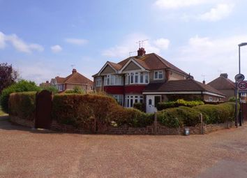 Thumbnail 5 bed semi-detached house for sale in Central Avenue, Bognor Regis, West Sussex