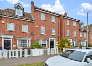 Thumbnail 4 bedroom town house to rent in Hundred Acre Way, Red Lodge, Bury St. Edmunds