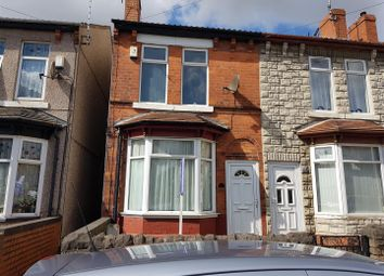 Thumbnail 2 bedroom semi-detached house for sale in Yorke Street, Mansfield Woodhouse, Mansfield