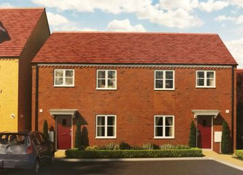 Thumbnail 3 bed terraced house for sale in The Bluebell, Saltern Drive, Spalding