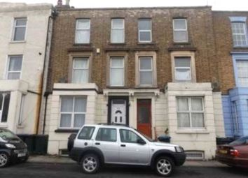 Thumbnail 1 bedroom flat to rent in Rancorn Road, Margate