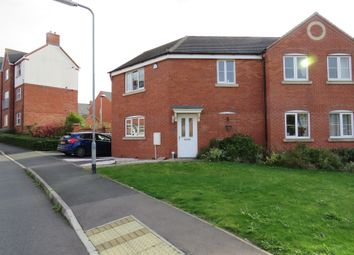 Thumbnail 3 bedroom semi-detached house for sale in Tyne Way, Rushden