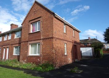 Thumbnail 2 bedroom terraced house for sale in Surrey Crescent, Consett