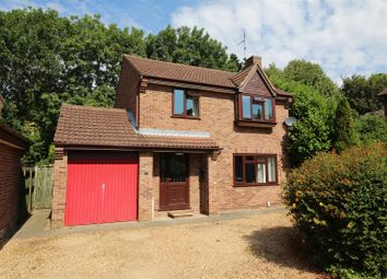 Thumbnail 4 bed detached house for sale in Thornemead, Werrington, Peterborough