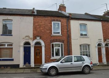 Thumbnail 2 bedroom terraced house to rent in Poole Street, The Mounts, Northampton