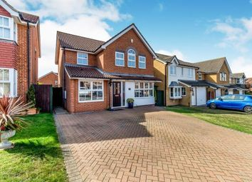 Thumbnail 4 bed detached house for sale in Bedgebury Close, Rochester, Kent