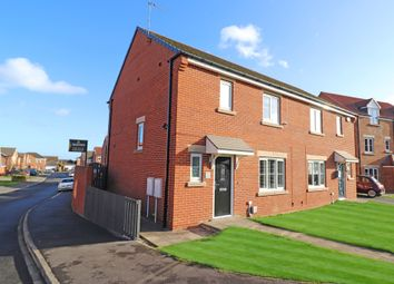 3 bed semi-detached house for sale in Silverbirch Road, Hartlepool TS26