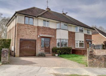 Thumbnail 4 bed semi-detached house for sale in Purssells Meadow, Naphill, High Wycombe