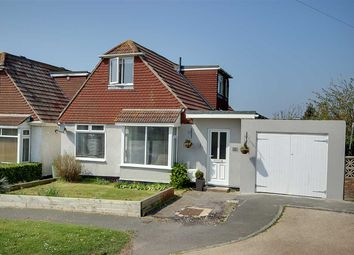 Thumbnail 4 bed detached house for sale in Wellington Road, Peacehaven