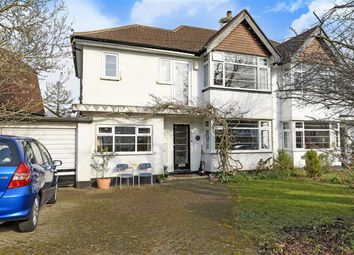 Thumbnail 3 bed semi-detached house for sale in The Roystons, Berrylands, Surbiton
