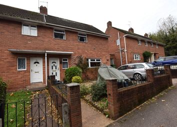 Thumbnail 3 bed semi-detached house for sale in Dryden Road, Exeter