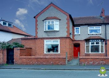 Thumbnail 4 bed semi-detached house for sale in Marbury Road, Vicars Cross, Chester
