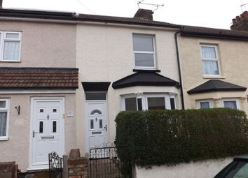 Thumbnail 2 bed property to rent in Bingham Road, Strood, Rochester