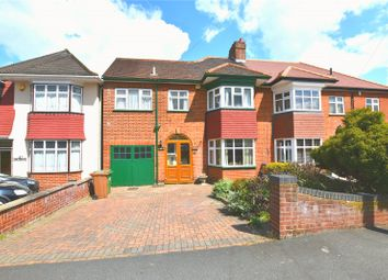 Thumbnail 4 bed semi-detached house for sale in The Grove, Bexleyheath, Kent