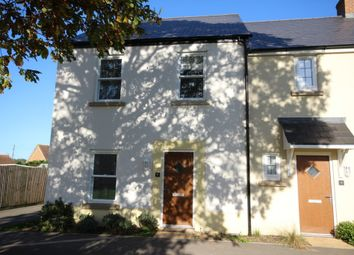 Thumbnail 3 bed end terrace house to rent in Ladywell Meadows, Chulmleigh