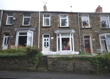 Thumbnail 3 bed terraced house for sale in Stanley Terrace, Mount Pleasant, Swansea