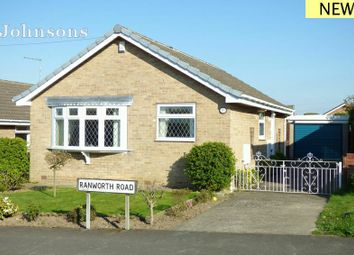 Thumbnail 2 bed detached bungalow for sale in Ranworth Road, Bramley, Rotherham.