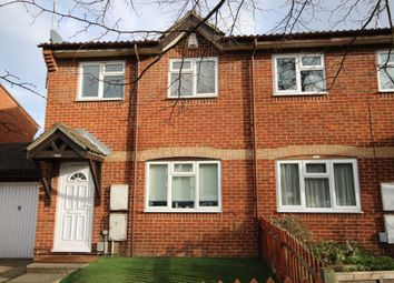 Thumbnail 3 bed semi-detached house to rent in Hawley Lane, Farnborough
