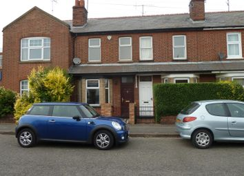 Thumbnail 2 bed terraced house to rent in Cardiff Road, Reading, Berkshire