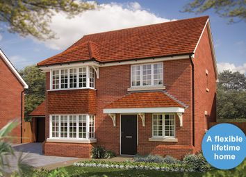 """Thumbnail 4 bed detached house for sale in """"The Canterbury"""" at Holden Close, Biddenham, Bedford"""