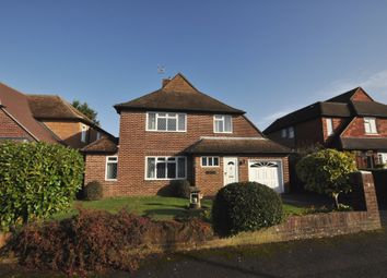 Thumbnail 3 bed detached house for sale in Marlyns Close, Burpham, Guildford