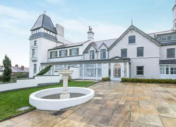 Thumbnail 2 bed flat for sale in Deganwy Castle Apartments, Station Road, Deganwy, Conwy