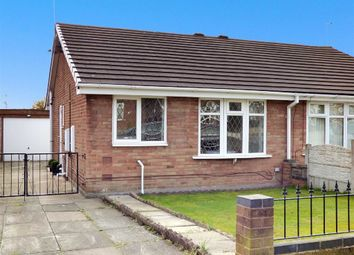 Thumbnail 2 bed semi-detached bungalow for sale in Forrister Street, Meir Hay, Stoke-On-Trent