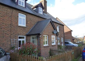 Thumbnail 2 bed terraced house to rent in Charcott Green Cottages, Charcott, Tonbridge