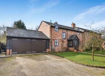 Thumbnail 3 bed semi-detached house for sale in Drinkwater Close, Piddington, Bicester