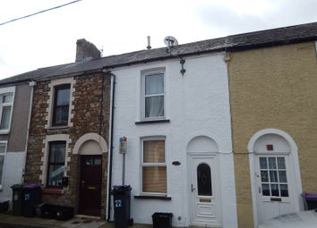 Thumbnail 2 bed terraced house to rent in Gwent Street, Pontypool